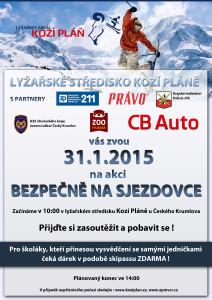 Leták Kozí Pláně 31.1.2015